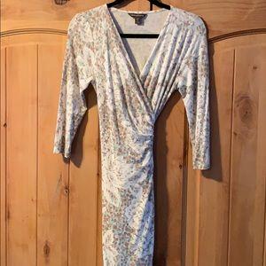Tommy Bahama wrap dress. Sz S/P